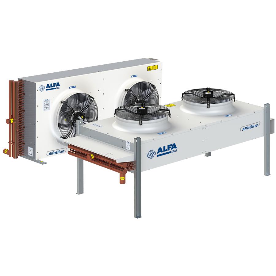 AlfaBlue Junior AG502 H+V - commercial condensers