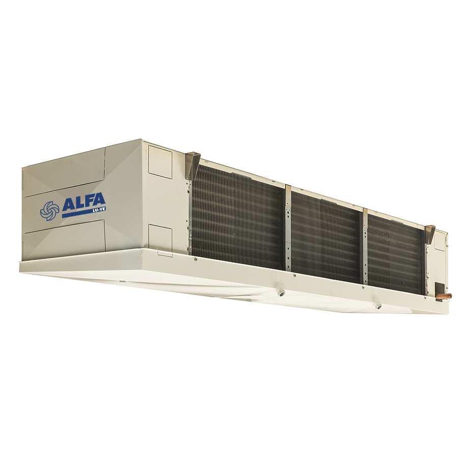 Arctigo ISD13 - Industrial air coolers - coil view