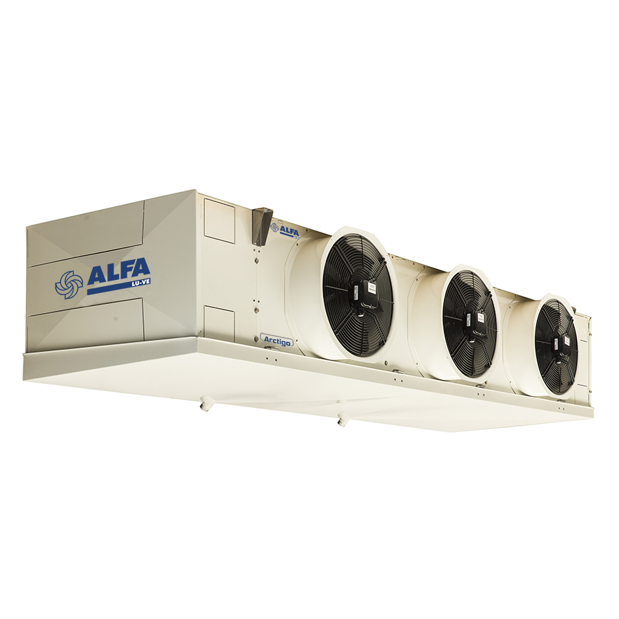 Arctigo ISD13 - Industrial air coolers - fan view