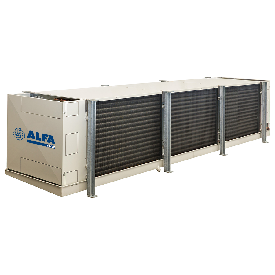 Arctigo ISD33 - Industrial air coolers - coil view