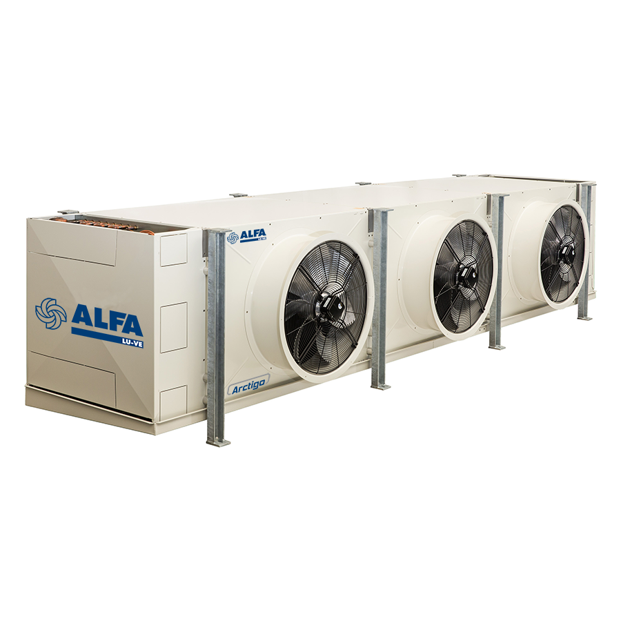 Arctigo ISD33 - Industrial air coolers - fan view