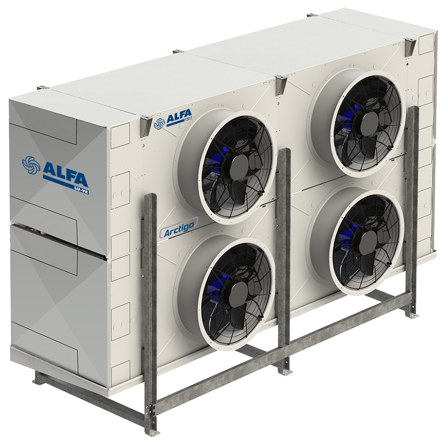 Arctigo IST - tunnel coolers (blast freezers/shock coolers)